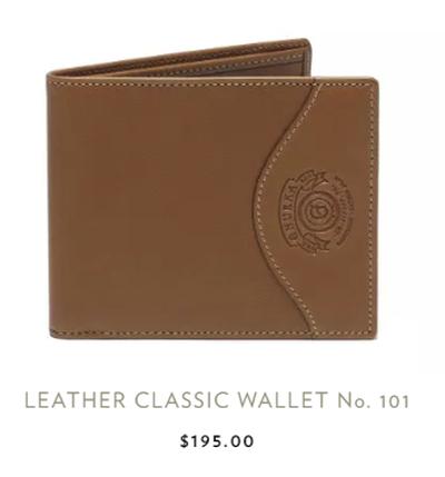 グルカ革財布